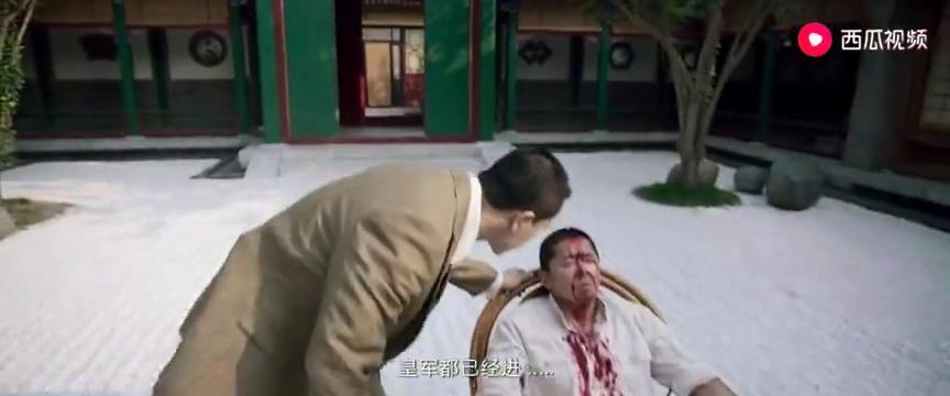 邪不压正:李天然为师父报仇,与师兄决战,等了十五年就为这一天
