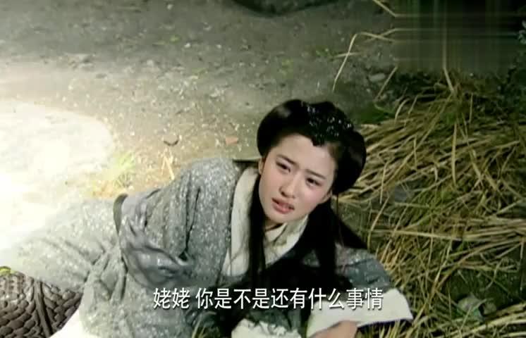 仙剑奇侠传一:姥姥,灵儿只想做个平凡的女孩子,把我变回来