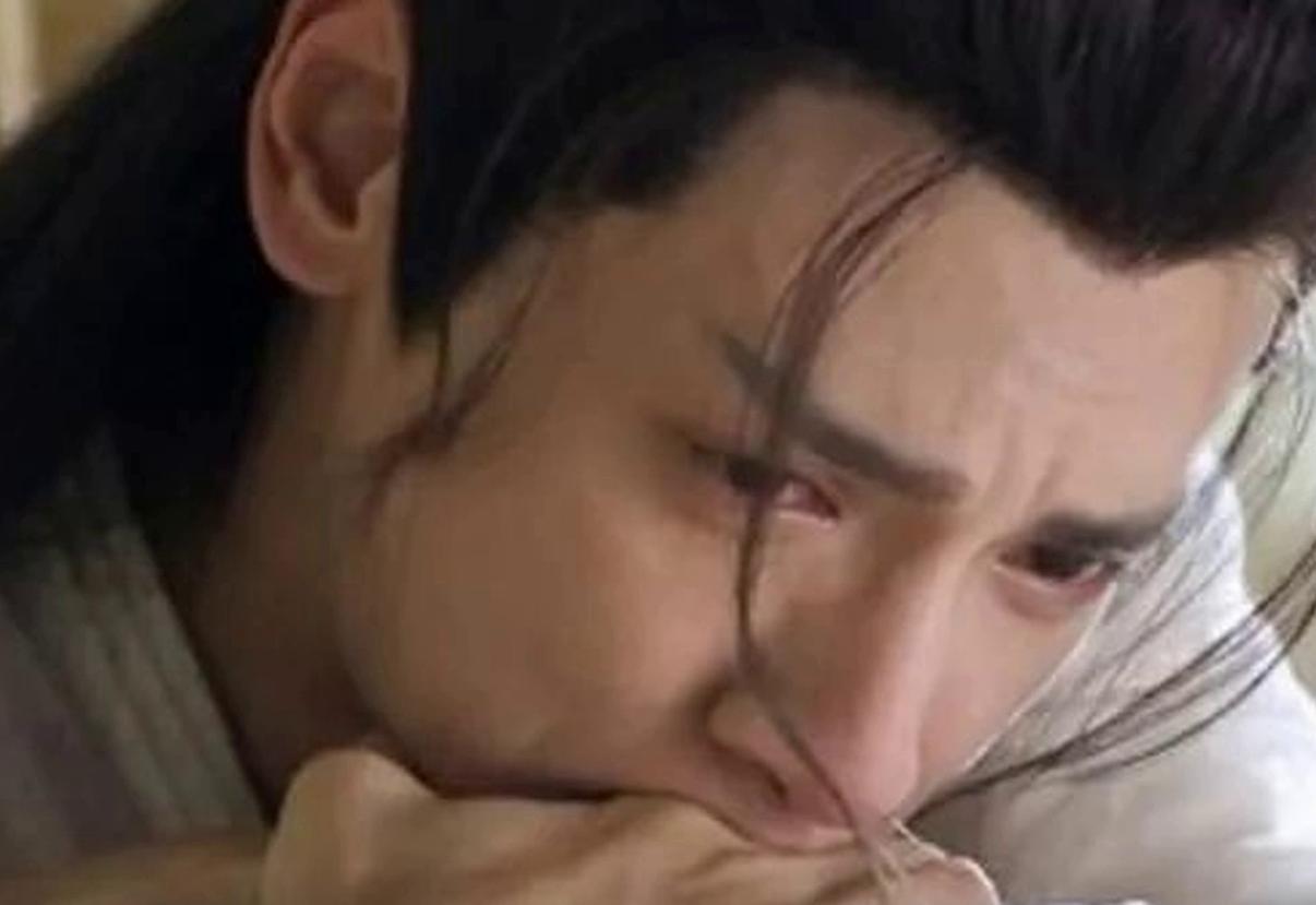 邓伦演哭戏,王一博演哭戏,李易峰演哭戏,看到罗云熙:好心疼