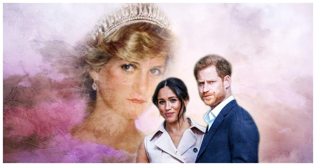 梅根和婆婆一样离开王室,会获得戴安娜的支持吗?美媒:绝不可能