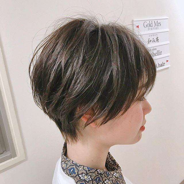 今年流行的女生短发发型,选一款就剪了吧,剪了就变美图片