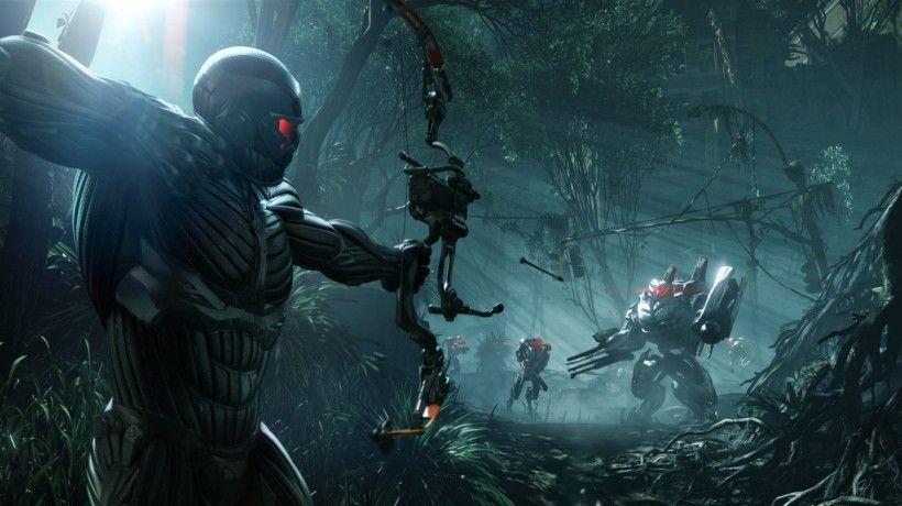 孤岛危机3,科幻炫酷的画面,一定要玩
