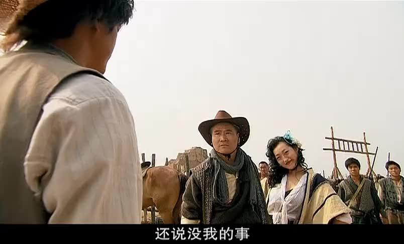 马匪在小伙马场闹事,不料老妈跳出来直接把他们教训一番,真强了
