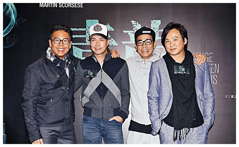 52岁的朱永棠晒近照,被误认成叶世荣,年轻时和黄家驹长得很像