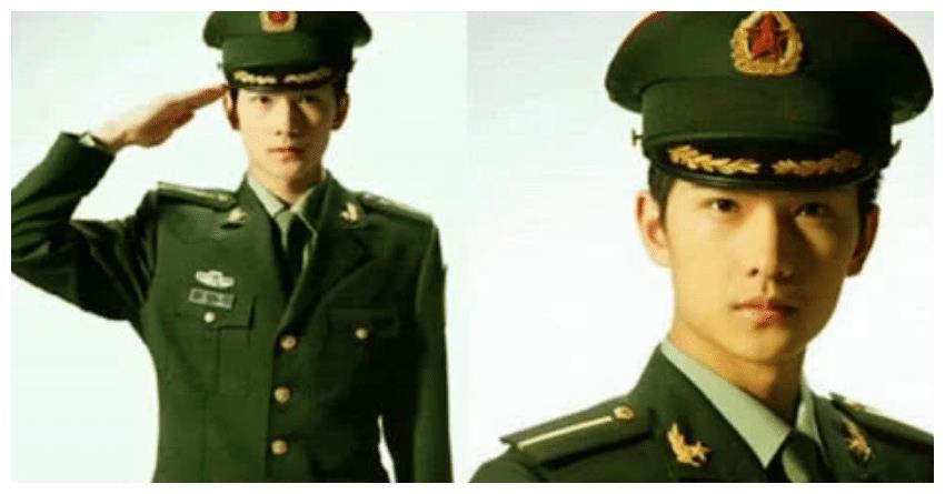 """穿军装最帅的5位男星,陈伟霆杨洋上榜,谁是你的""""军装男神""""?"""