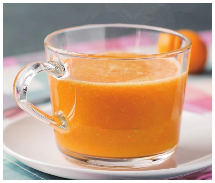 早餐最适合搭配这样一杯果汁,调理肠胃,轻松消除浮肿