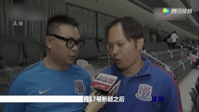 登巴巴回归申花!上海球迷兴奋表示:希望他一直踢到退役