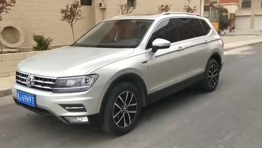 视频:大众途观L,颜值实力好车型