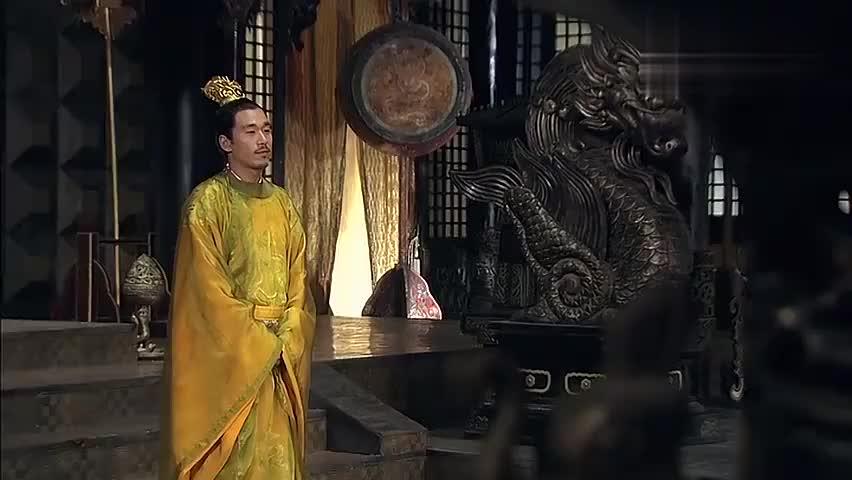 皇帝对宠妃的爱堪称溺爱,明知她不贞还宠着她,一番话太有男人味