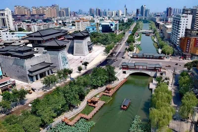 有望和许昌合并的城市,相隔54公里,一旦成功未来可期