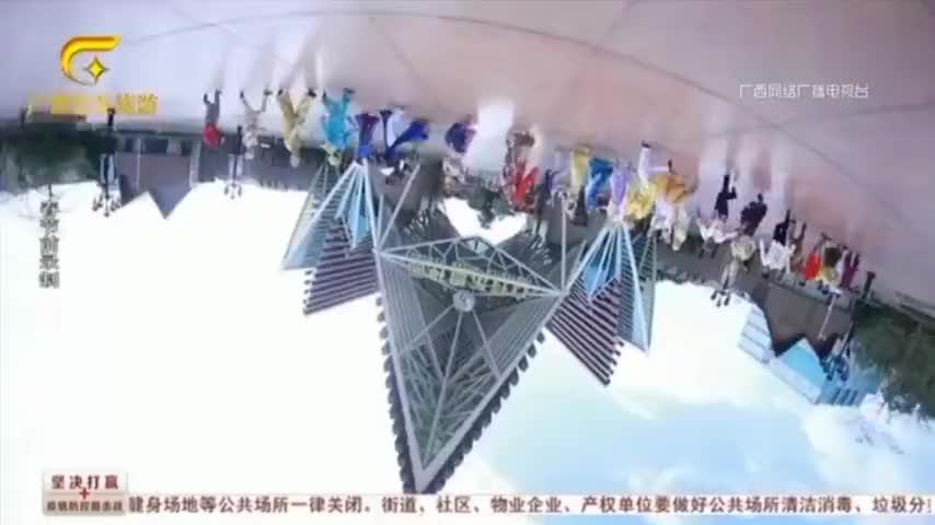 书记县长当导游:羡慕了!走进东盟神画乐园,感觉像是走进东南亚