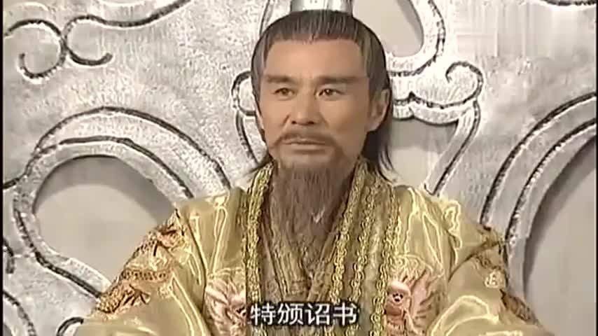 宇文化及当上皇帝,没想到李渊不服,李元霸秒杀宇文成都
