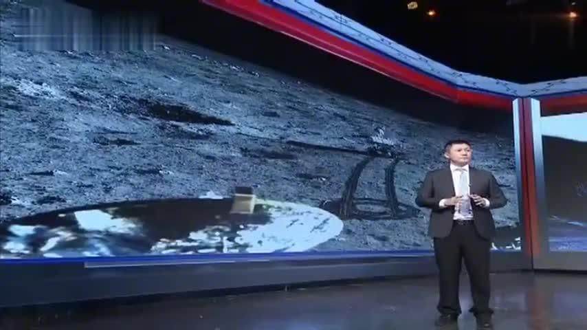 我国探测器登月后,发来月球照片,与美国和俄罗斯的有何不同?