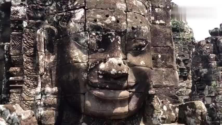 180高棉的微笑,嘟嘟带大家参观世界七大奇迹之吴哥窟