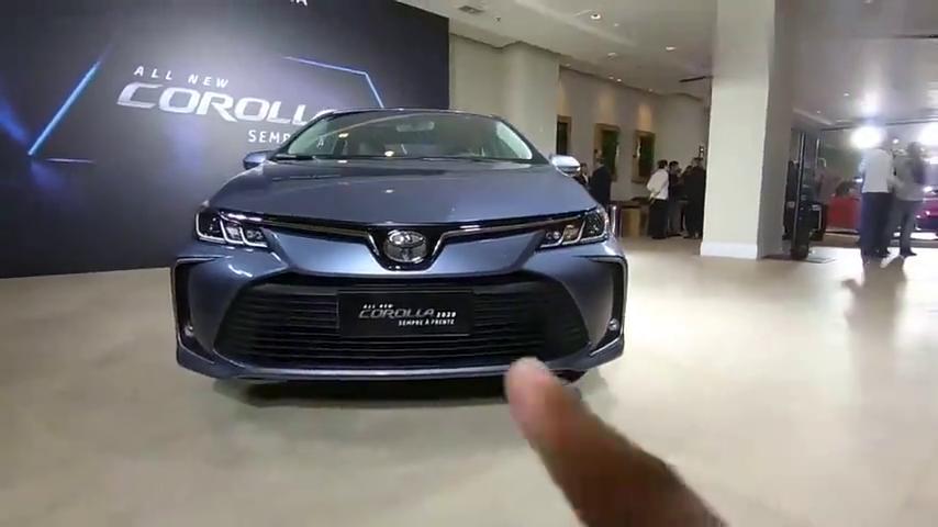 视频:2020款丰田卡罗拉XEi版登场,够有场场面了