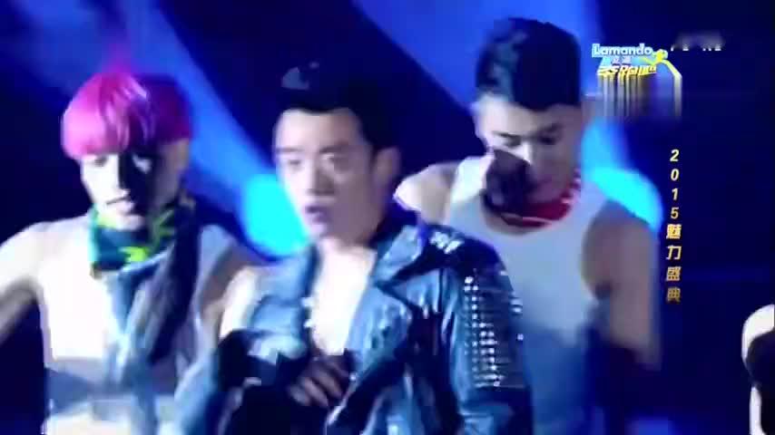 奔跑吧:郑凯现场热舞秒杀罗志祥,李晨直接现场下跪!服