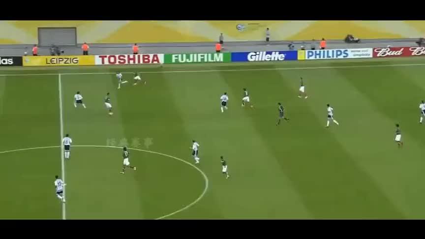 世界杯经典比赛,墨西哥对阵阿根廷,罗德里格斯超级世界波绝杀!