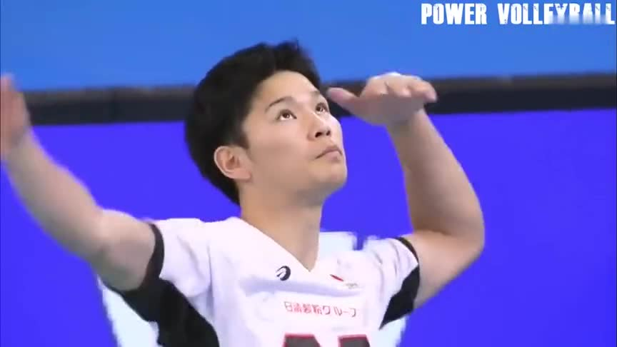 西田有志!看看日本男排18岁小怪兽的超强爆发力