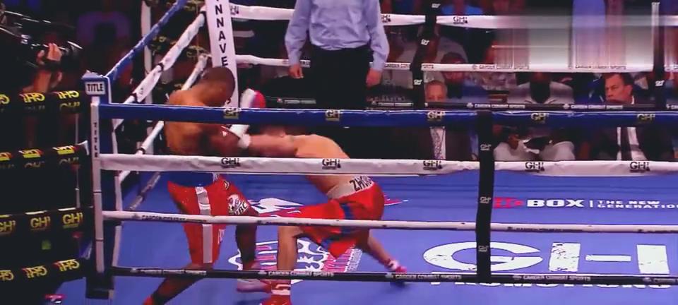 精彩拳击赛1,马蒂斯对战哈马扎里,激战即将开始!