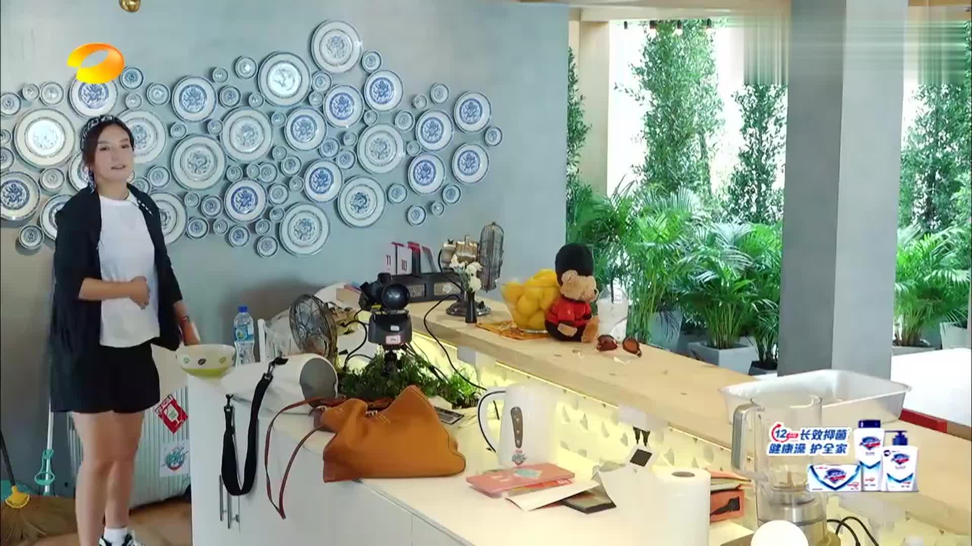 """中餐厅-赵薇""""马大哈""""上线,把手机搞丢,网友-脑子是好东西!"""