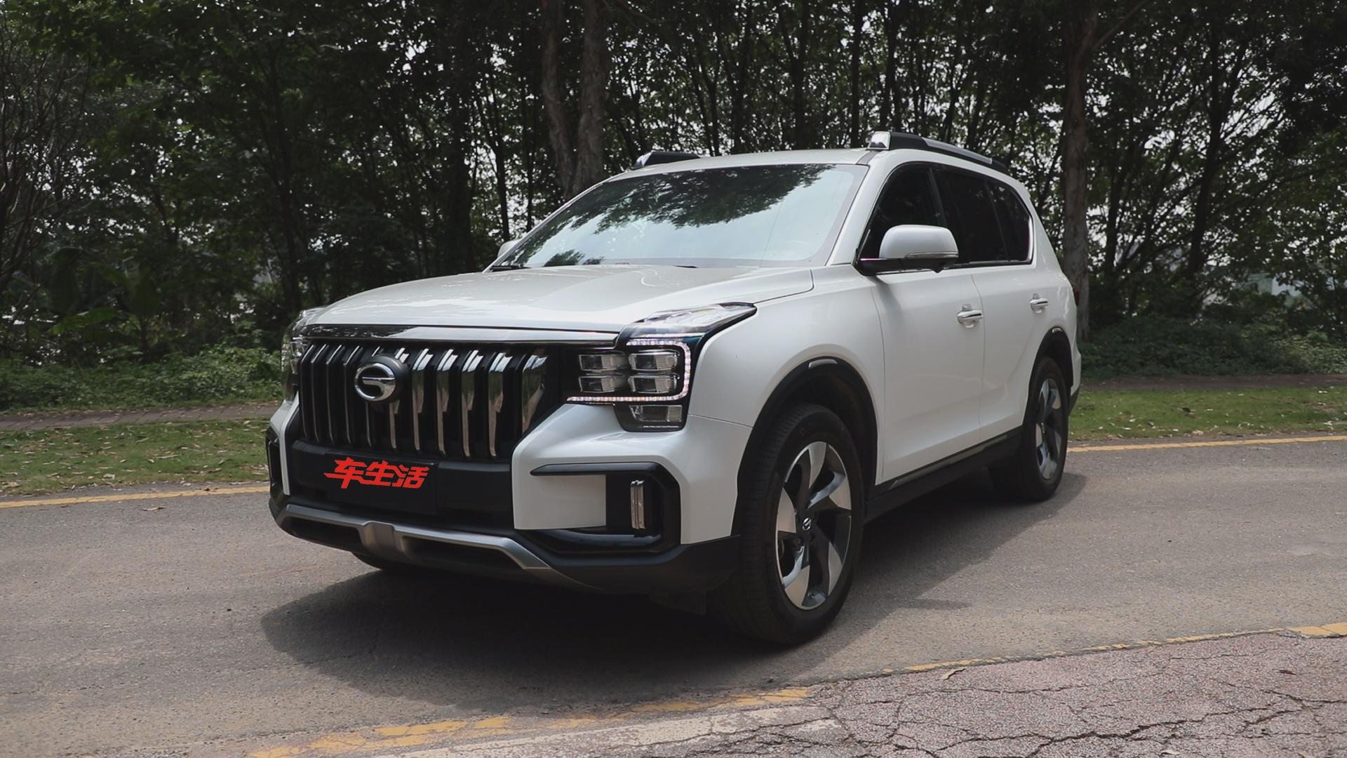 导购 | 想要大5座中型SUV,广汽传祺GS8S该怎么选?