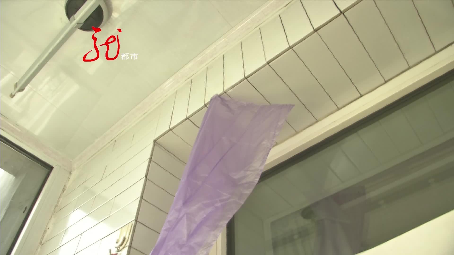 愁人!楼体外墙进行改造 改造之后阳台莫名其妙开始漏