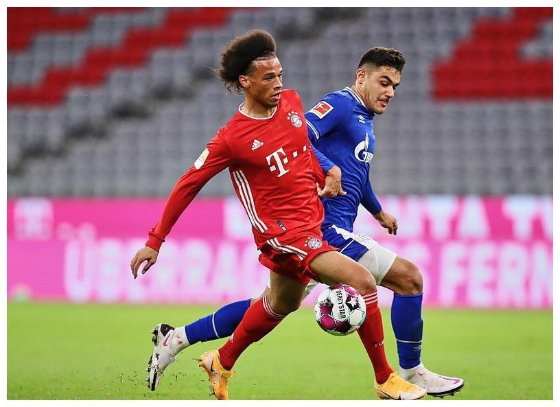 2019-20赛季,拜仁豪取德甲、德国杯、欧冠三冠,进攻火力堪称恐怖