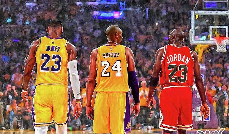 来自国外网友的创意!NBA球星绝美海报 每一张都可以做壁纸
