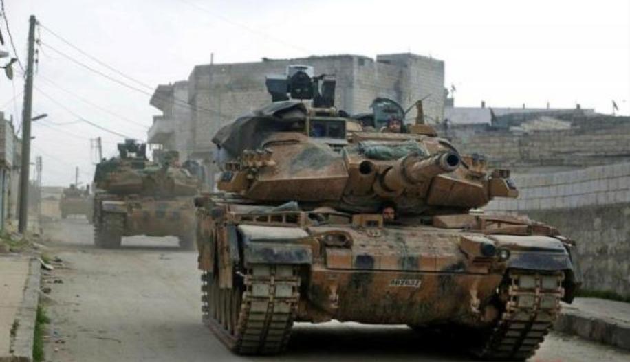 美国首次表态,高调纪念33名阵亡土军,拉拢土耳其对付阿萨德?