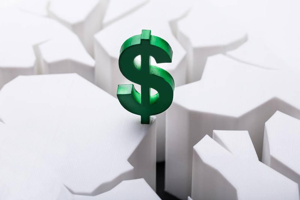 美元持续崩塌,新一轮危机或将到来...