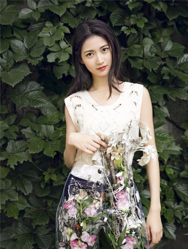 陈钰琪的清凉夏日装