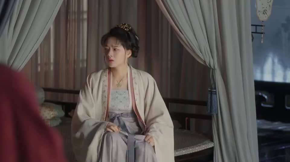 清平乐:李玮动手打徽柔,徽柔回到宫中,新婚夫妇再也没有以后了