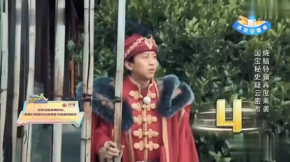 奔跑吧:笑喷,邓超戏精上线把自己锁笼子里,鹿晗直接无视走人
