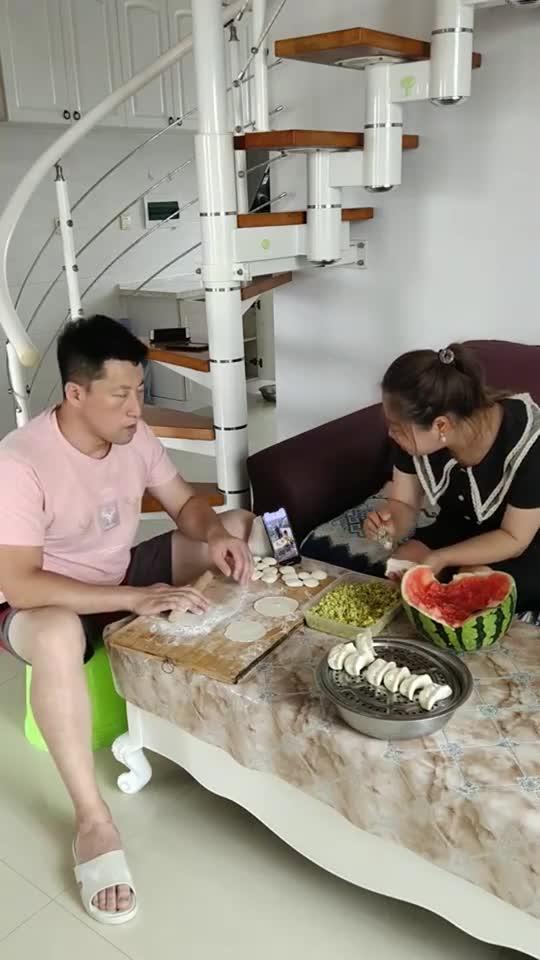 这西瓜馅的饺子谁吃过