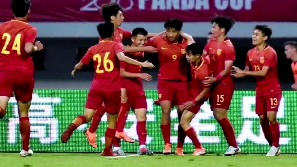 国青场上表现抢眼场下注意细节目标亚青赛出成绩