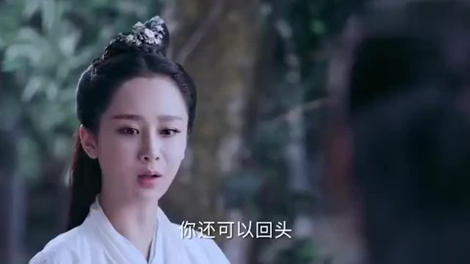 青云志2陆雪琪拔剑跟鬼厉一决高下不料鬼厉三招便夺了她的剑