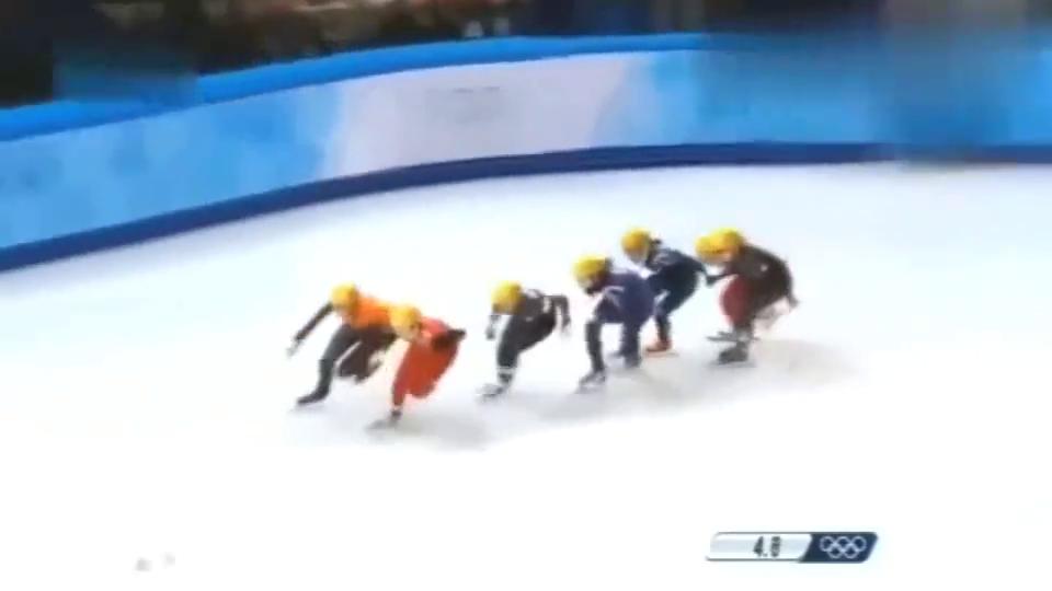 老将周洋豪取短道速滑1500米冠军,中国体坛地位不可动摇,霸气!