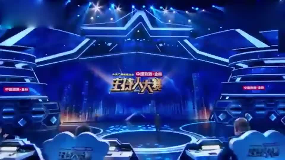 主持人大赛:邹韵抽到她的短板节目《一年又一年》!