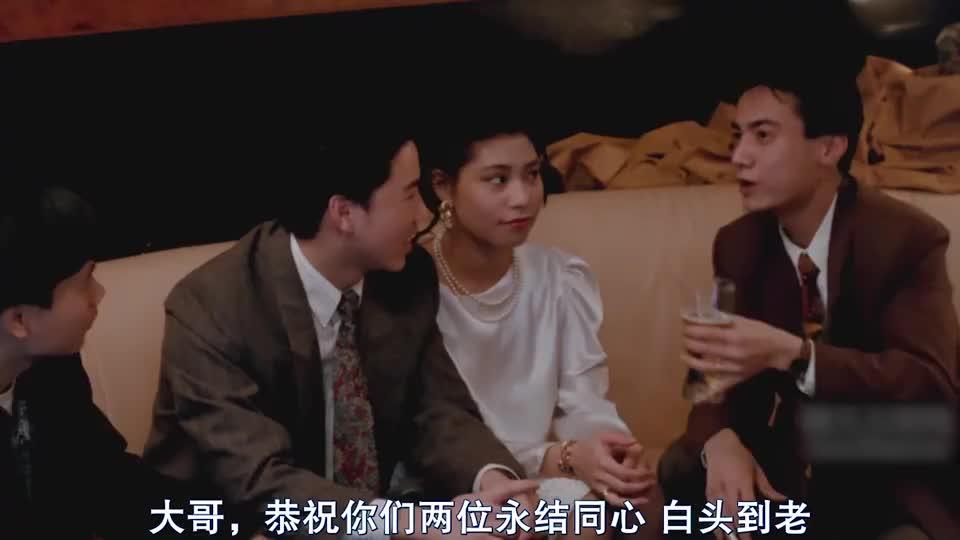 吴君如太搞笑了,别人结婚她唱分飞燕,出狱她唱无自由