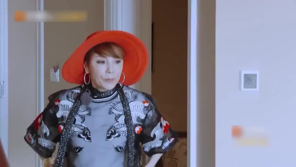 岳秀清催儿子出门,吴刚这老婆孩子的相处太搞笑了