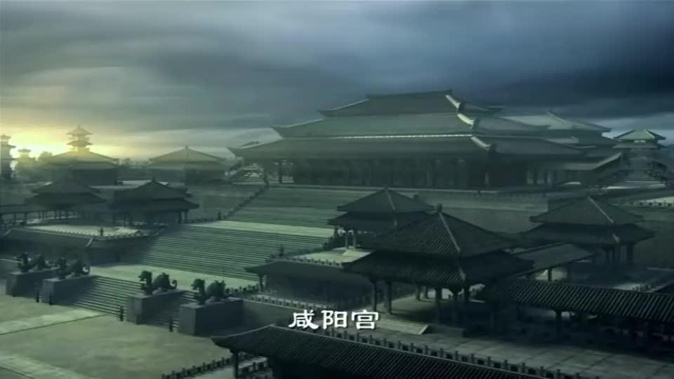 刘邦抢先一步进了咸阳宫,一帮土老帽见啥都新奇!