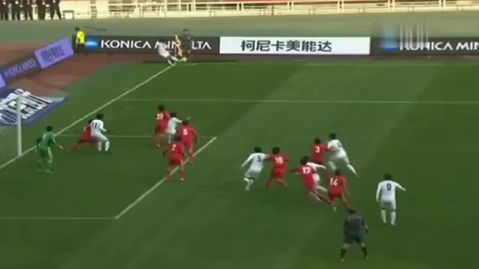 韩国队进球后得意忘形,最后被中国队绝杀打脸