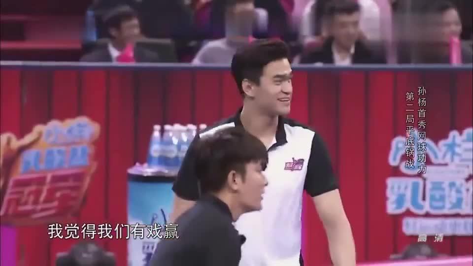 网球界不好混,孙杨几次失败,心态崩了