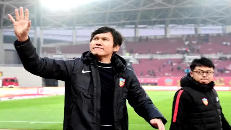 朴忠均 中国球员的水平并不差 离开时队员对我非常不舍