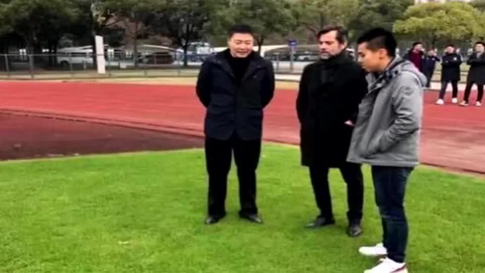酝酿已久! 申花新帅将携5助手来华 此前曾来上海全面考察