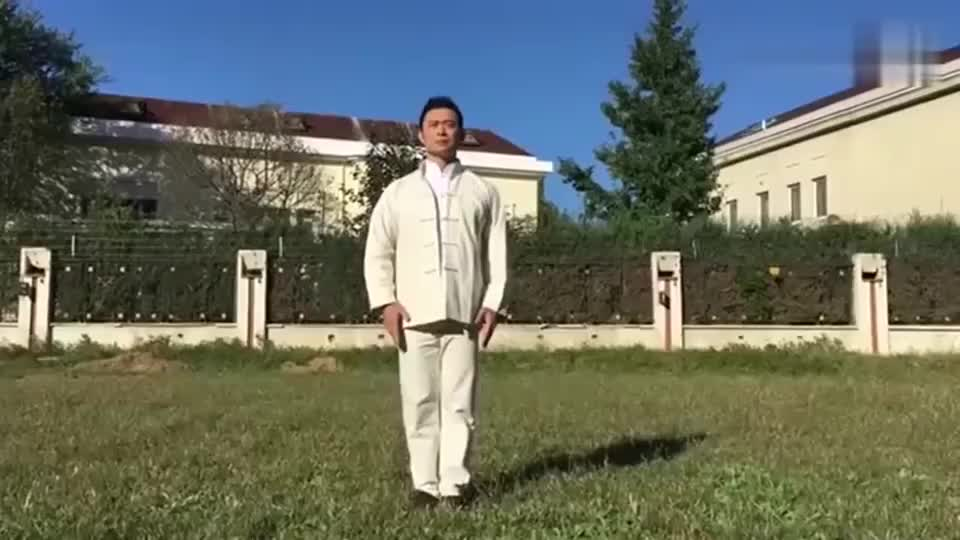 """武术:中国功夫""""鹰爪拳"""",樊少皇即兴演练,一看就知道很能打!"""