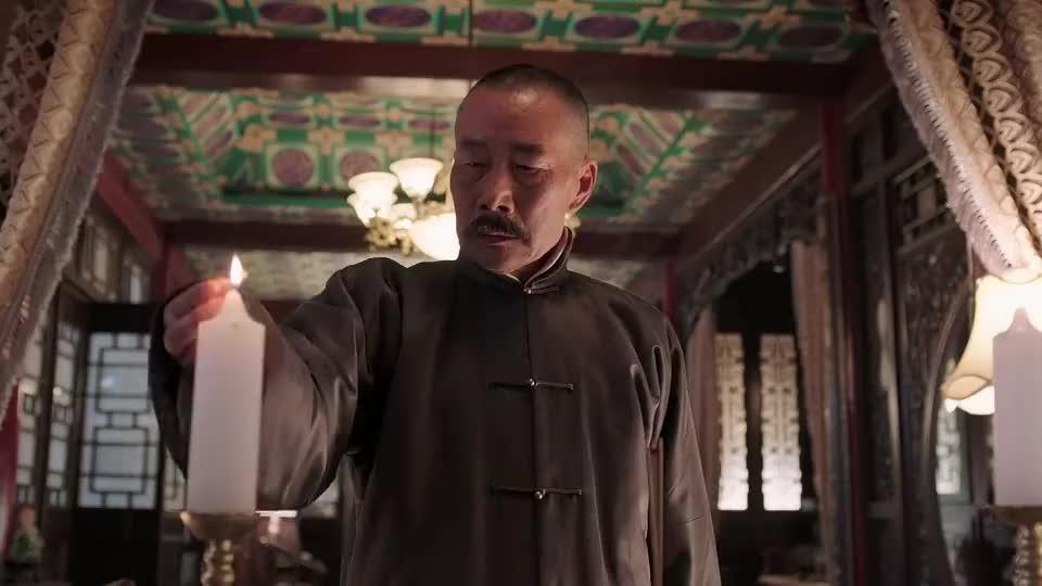 冯德麟去世,张作霖大闹灵堂,教育冯庸