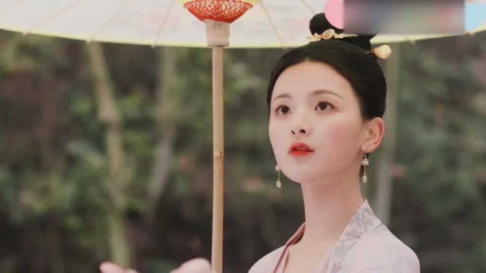袁冰妍、鞠婧祎、杨超越、陈瑶、古装比美,最后一个真的惊到我了