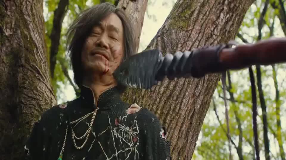 道士下山:彭七子承认周西宇是他杀的,想让查老板放了他爹