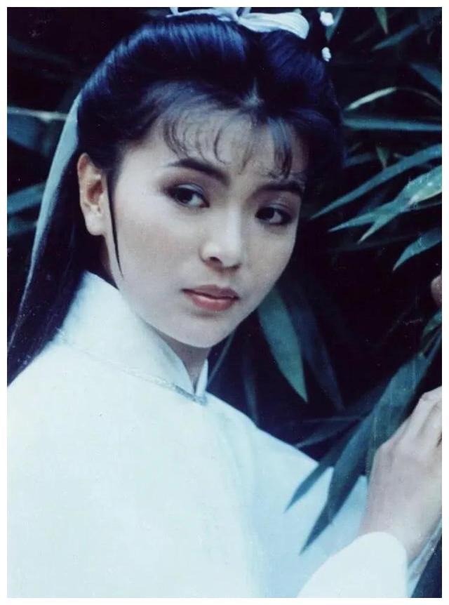 陈玉莲,李若彤,刘亦菲同时演绎过小龙女和王语嫣惊艳了时光